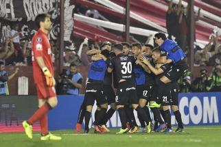 Un Lanús heroico venció a River y jugará la final de la copa Libertadores