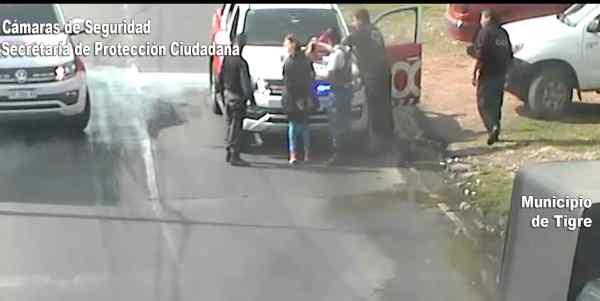 Detienen a una mujer tras cometer un asalto en Tigre
