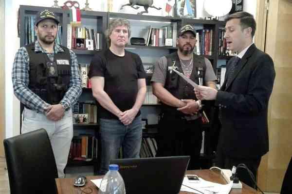 Imputaron a cuatro integrantes de prefectura por la difusión de imágenes de la detención de Boudou