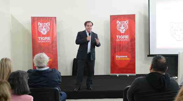 Tigre inauguró su observatorio vial municipal