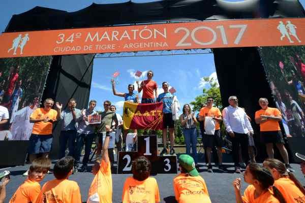 La 34° Maratón Ciudad de Tigre reunió a más de 4500 personas con un fin solidario