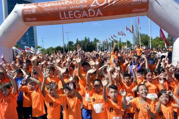 Abrió la inscripción para la 35º edición de la Maratón Ciudad de Tigre