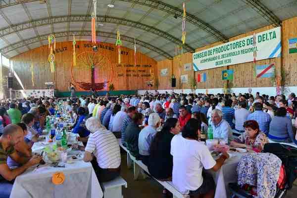 San Fernando acompañó los festejos por el Día del Isleño
