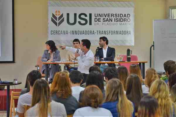 Se realizaron en la USI las primeras jornadas abiertas de comunicación social