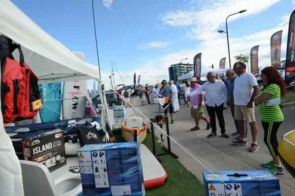 El intendente Julio Zamora participó de la exposición de embarcaciones más grande del país en Puerto Escondido, Nordelta. Durante tres días, con entrada libre y gratuita, miles de vecinos y visitantes se acercaron a conocer la muestra.