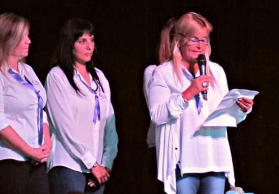 """LA ONG """"Comprometidas"""" realizó un desfile a beneficio de la maternidad Meisner de Pilar"""