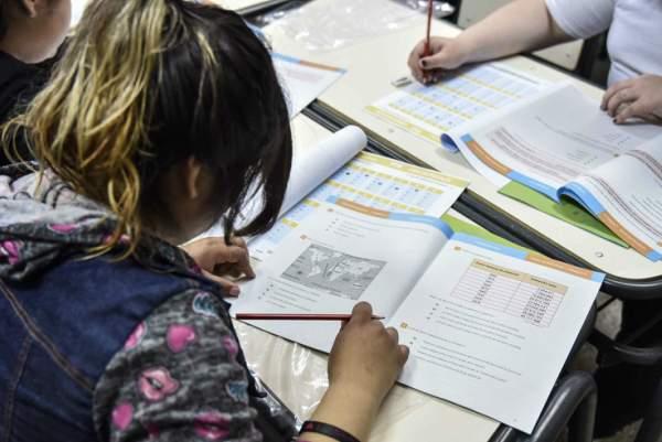 """Más de un millón de alumnos de todo el país participaron de la evaluación nacional """"Aprender"""""""