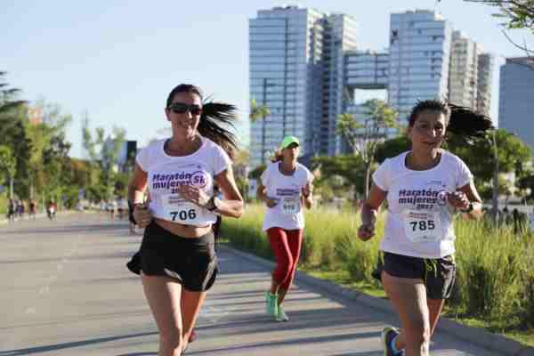Comienza la temporada alta de running en el Paseo de la Costa