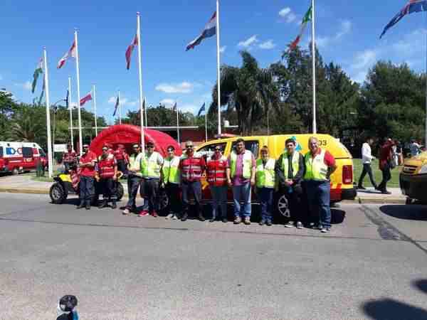 Defensa Civil Tigre incorpora voluntarios para trabajar en la prevención y atención de emergencias