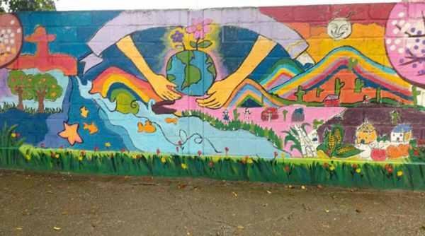 Sigue abierto el concurso para pintar un mural sobre el medio ambiente