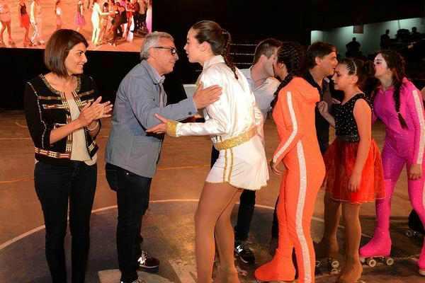 Tigre cerró el año de Patín Artístico con una gran jornada de destreza y baile