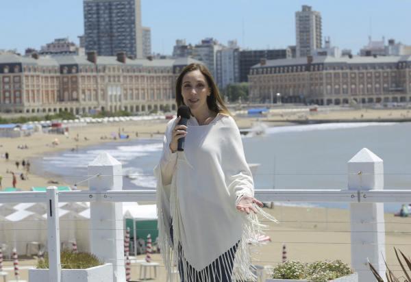 Vidal anunció beneficios y descuentos para turistas que viajen a Mar del Plata durante el próximo verano