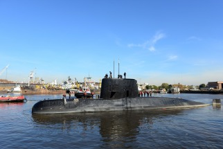 La Armada condecorará a los familiares del ARA San Juan en el segundo aniversario de su hundimiento