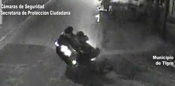 Con 2,45 g/l de alcohol en sangre, chocó y volcó su vehículo en Tigre