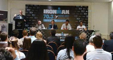Tigre será sede de IronMan 70.3 South American Championship 2018