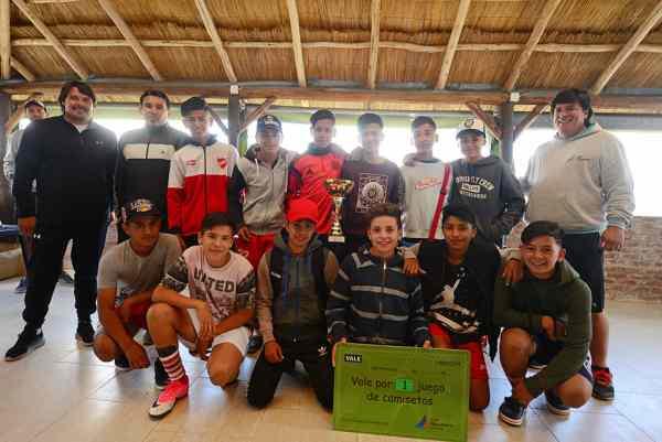 Más de 1.000 jóvenes jugaron en los Torneos de Fútbol de San Fernando