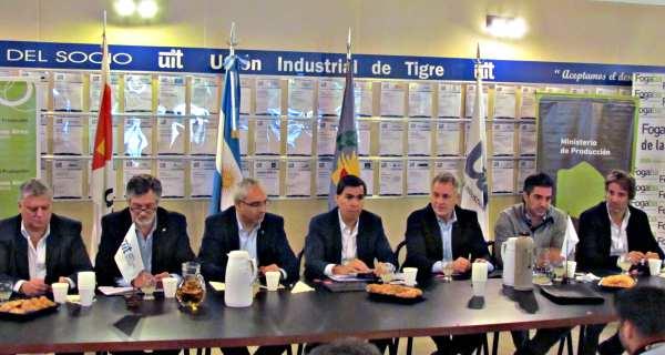 """PyMEs de Tigre recibieron asesoramiento en la jornada """"Producción en tu Municipio"""""""