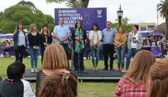 Tigre acompañó a cientos de mujeres en el Día Internacional de la lucha contra la Violencia de Género
