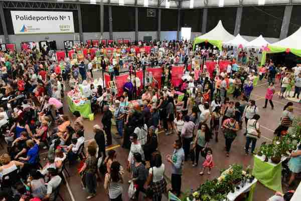 Se realizó la gran muestra de talleres culturales de San Fernando