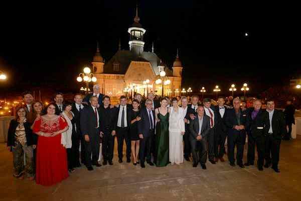 """Con una gran """"Gala Lírica"""" el Rotary Club de Tigre celebró su 86º aniversario"""