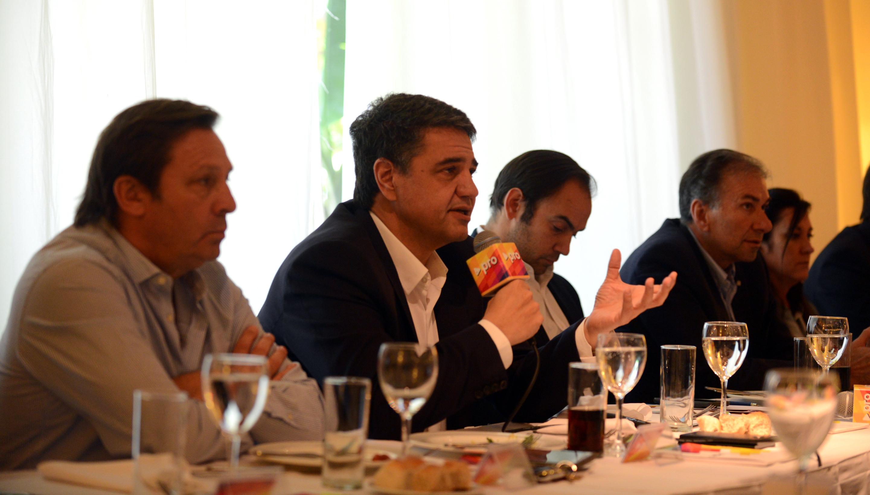 Jorge Macri fue designado dentro del PRO a la Secretaría de Gobierno Local
