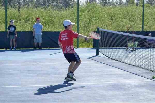 La Escuela Municipal de Tenis culminó un gran año en Tigre
