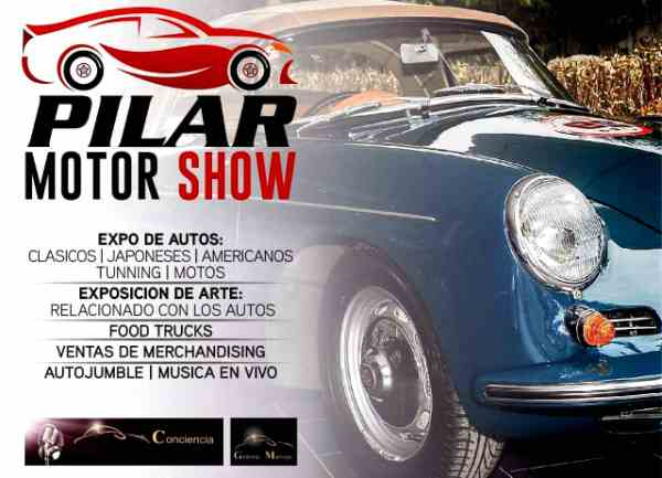Se viene Pilar Motor Show