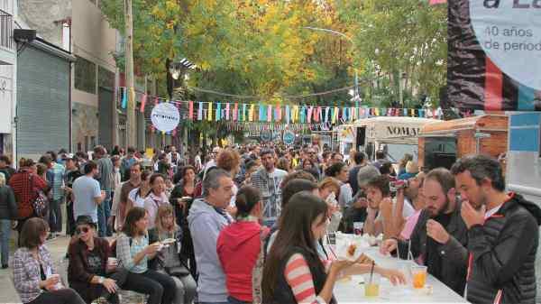 Llega la 8º edición de Leer y Comer en Vicente López