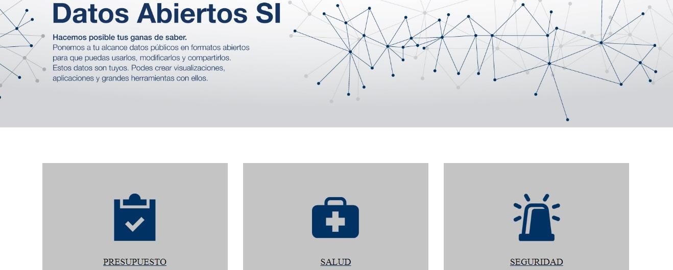 Eligen el portal del municipio de San Isidro como ejemplo de gobierno abierto