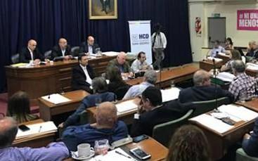 El HCD de San Isidro aprobó el presupuesto 2018