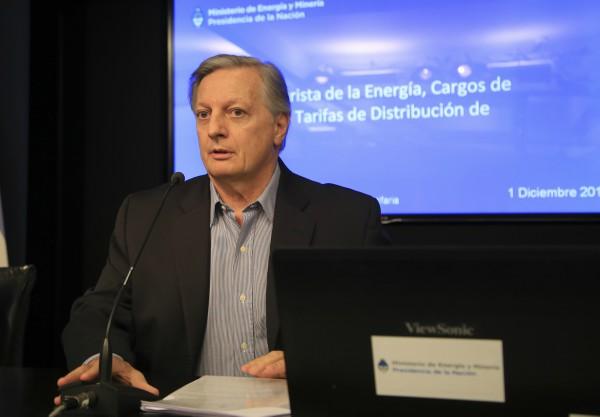 Más cambios en el gabinete: desplazan a Cabrera y a Aranguren de los ministerios de Producción y de Energía