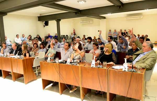El HCD de San Fernando aprobó el Presupuesto 2018 y las Ordenanzas Fiscal e Impositiva