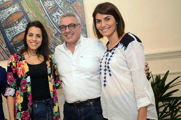 La prevención de adicciones en jóvenes, eje del encuentro entre Julio Zamora y Victoria Donda