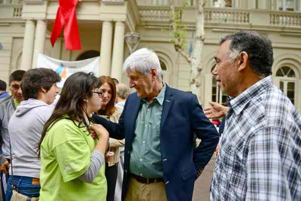 Andreotti participó de la conmemoración por el Día de las Personas con Discapacidad