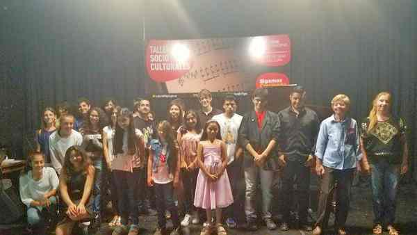 La música de los talleres socio culturales de Tigre se lució a sala llena