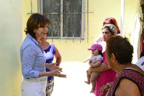 Avanza el Programa Barrios SOL de San Fernando en Villa Hall