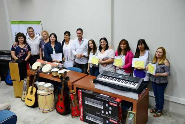 El Municipio premió a las escuelas participantes del Sanfer Recicla