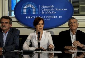 """Cristina acusó a Macri de ser el """"jefe de la orquesta"""" para """"perseguir a la oposición"""""""