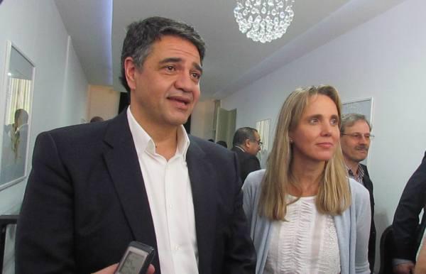 Jorge Macri y Gladis González -  Asumieron los nuevos concejales de Vicente López
