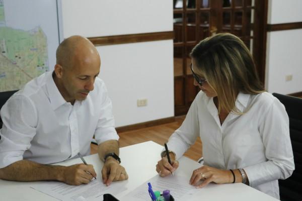 Ducoté asumió como director de la Cuenca Baja del Río Luján