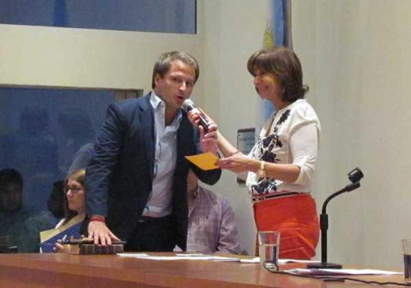 Juraron los nuevos concejales en San Fernando - Alex Campbell