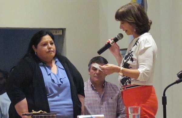Juraron los nuevos concejales en San Fernando - Norma Alicia Leguizamón
