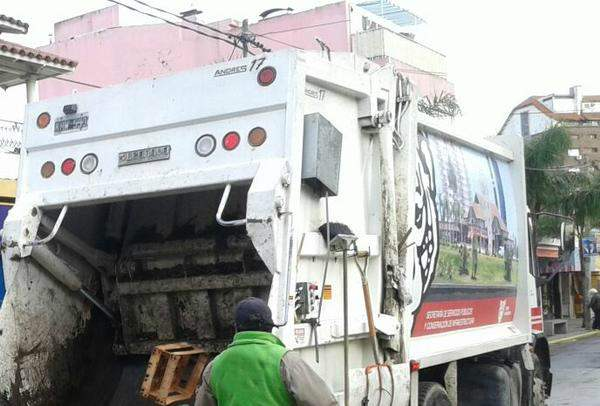 La recolección de residuos en Tigre se normalizará el martes al mediodía