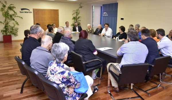 Katopodis presentó un amparo para los jubilados de San Martín por la reforma previsional