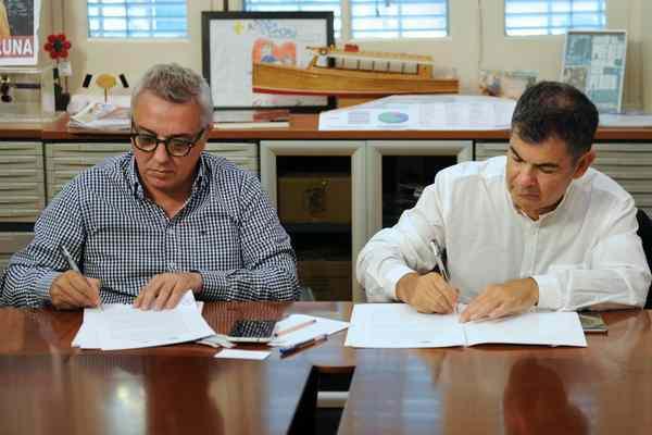 Tigre firmó un convenio de capacitación tecnológica con la Agencia Social Team
