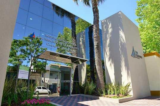 El Hospital Oftalmológico Municipal de San Fernando seguirá de guardia en las fiestas