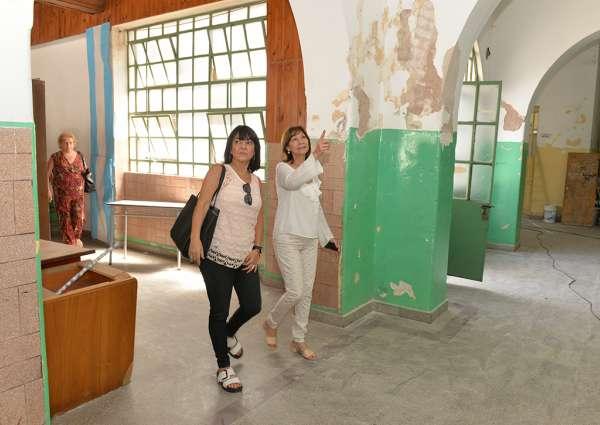 El Municipio de San Fernando pondrá a nuevo la histórica Escuela N° 1