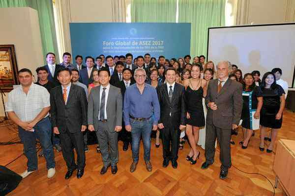 Tigre fue sede del Foro Internacional ASEZ sobre desarrollo sostenible
