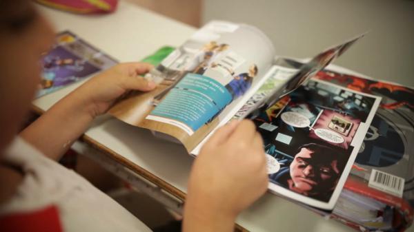 Vicente López y la fundación Siemens realizaron campaña de concientización para alumnos de Primaria