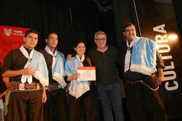 Tigre incentiva el desarrollo de sus artistas locales